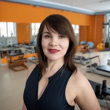 Татьяна Абсалямова - тренер студии Пилатес Плюс на Фрунзенской